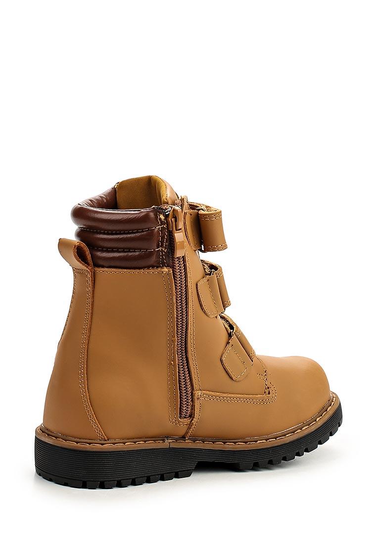 Ботинки для девочек Betsy (Бетси) 968503/16-02: изображение 6