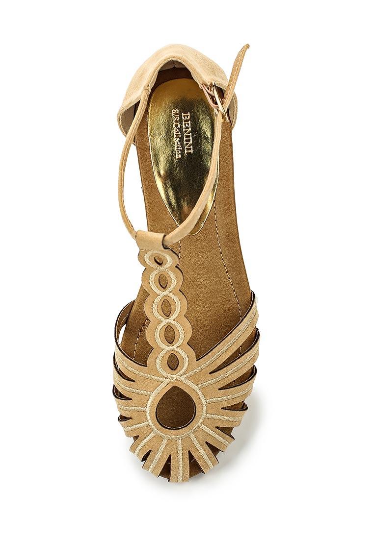 Женские сандалии Benini A5012: изображение 4