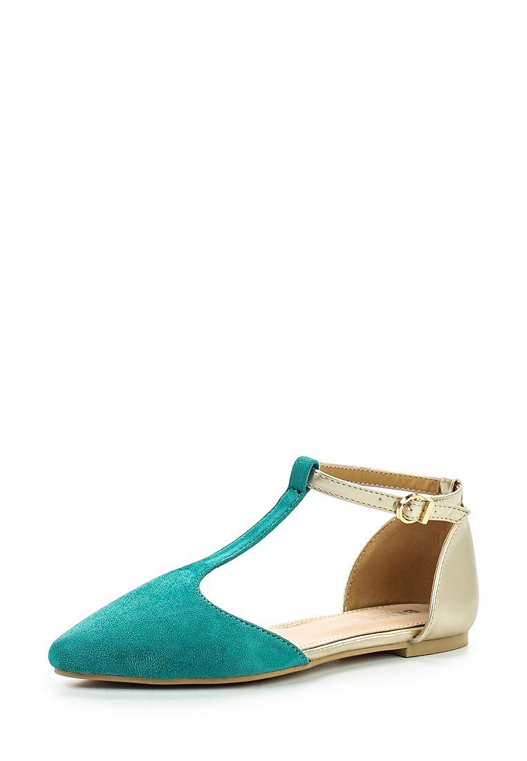 Женские туфли Benini A6041