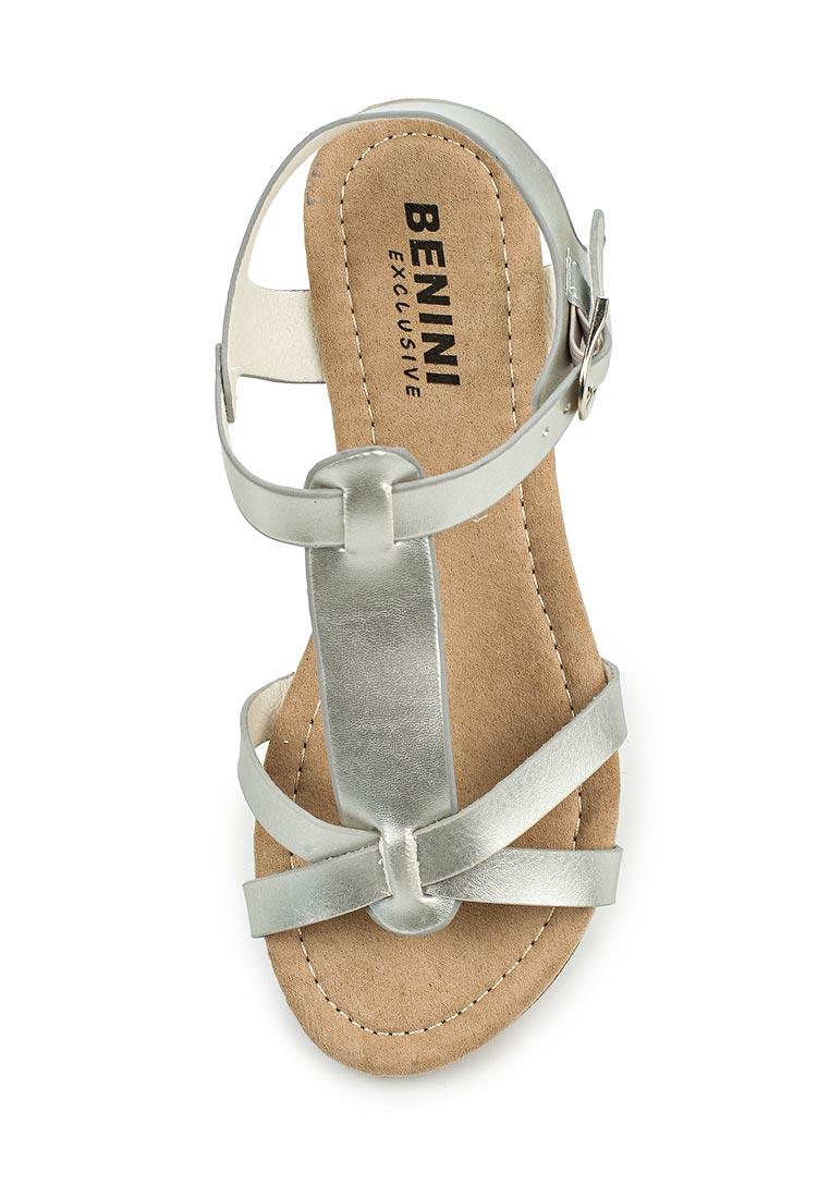 Женские сандалии Benini A6089: изображение 12
