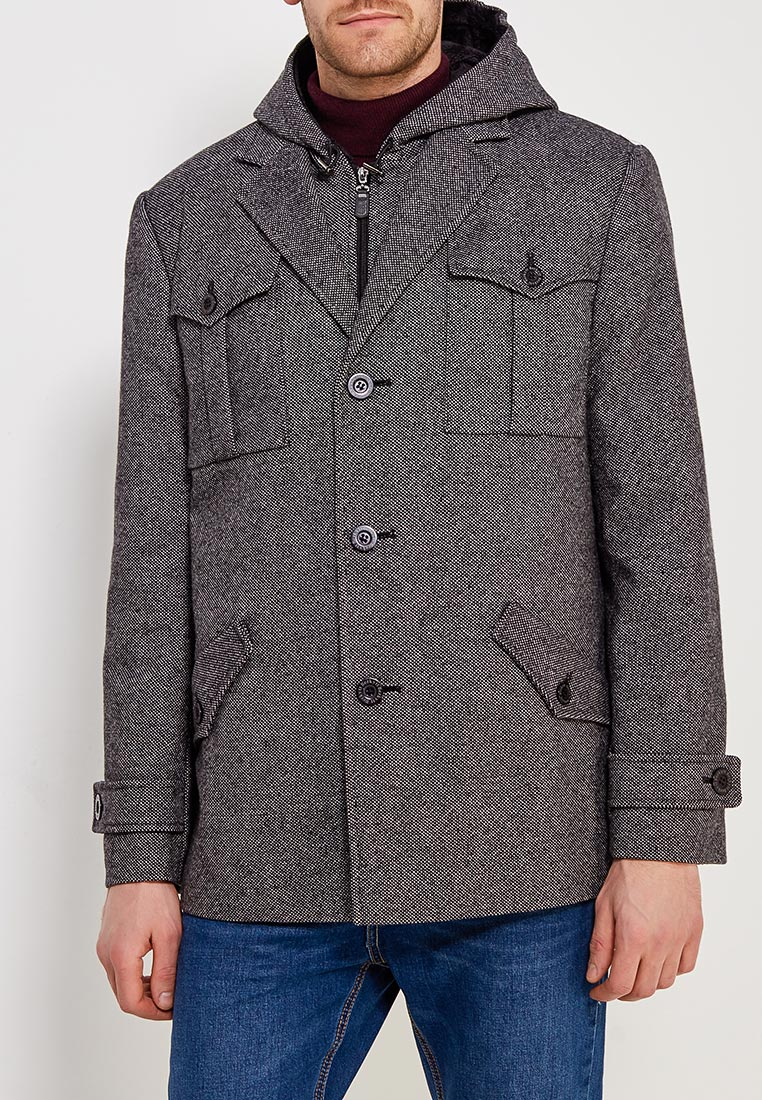 Мужские пальто Berkytt 302/1БК И213