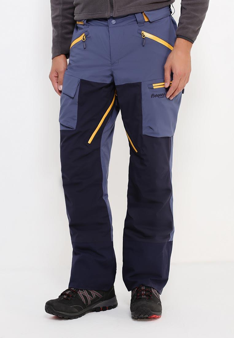 Мужские спортивные брюки Bergans of Norway 1128: изображение 3