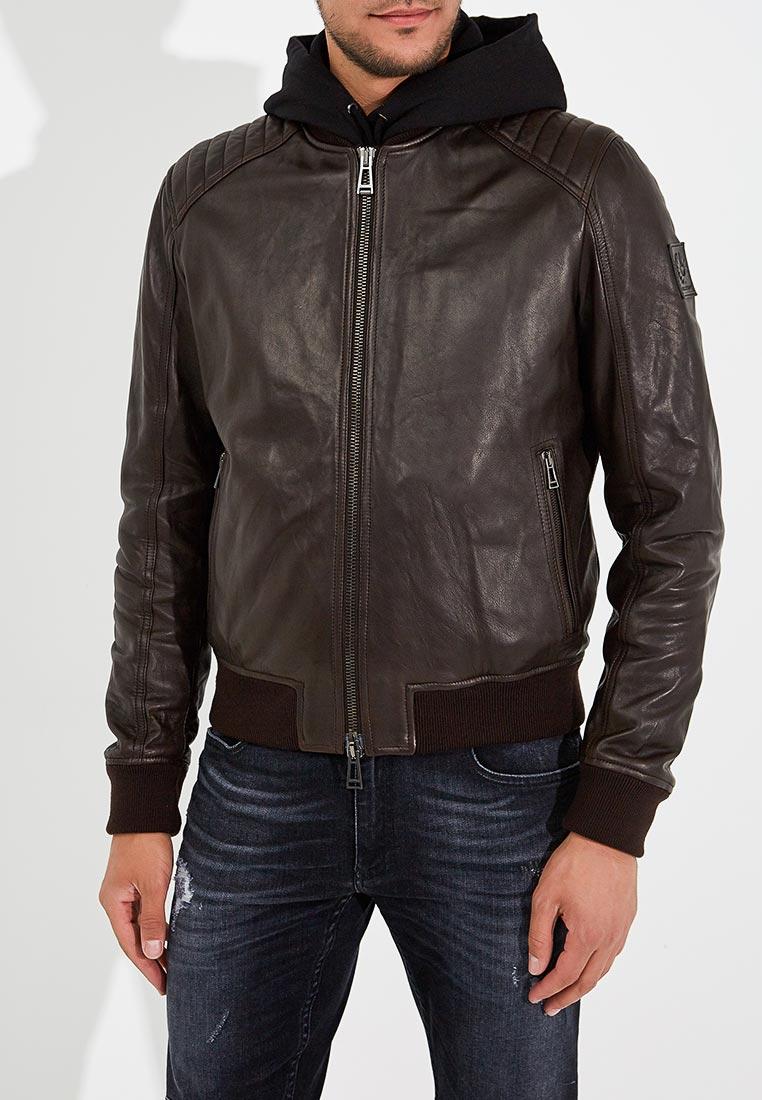 Кожаная куртка Belstaff 71020596