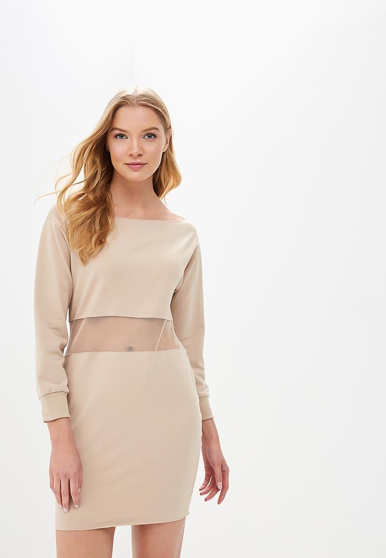 Платье BeWear BW002-BEIGE