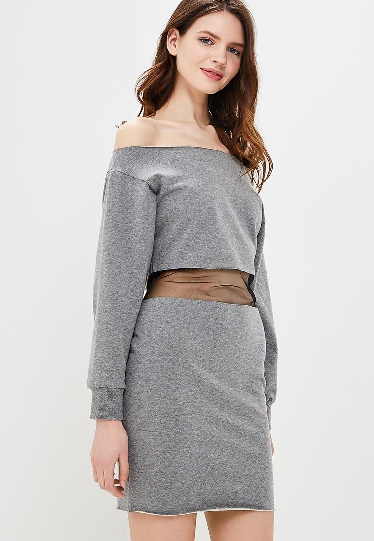 Платье BeWear BW002-GREY