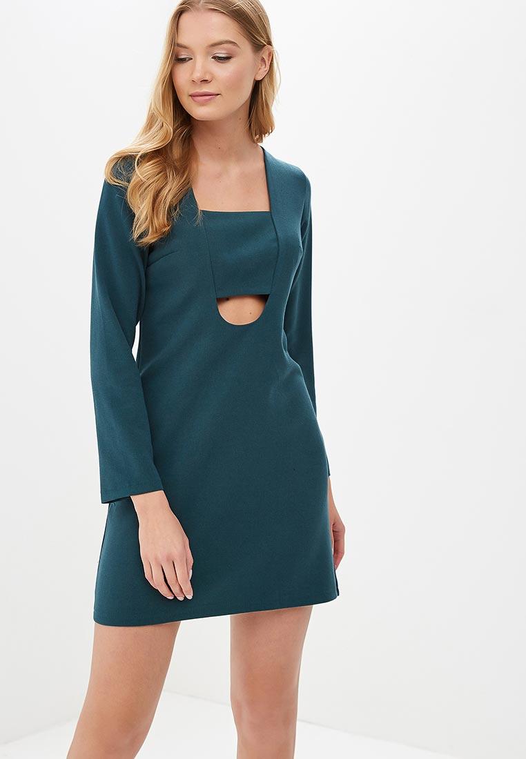 Платье BeWear BW028-GREEN