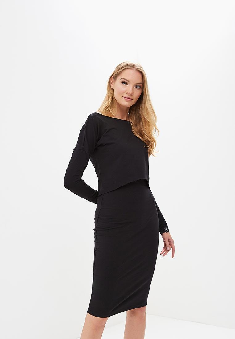 Платье BeWear b001-black