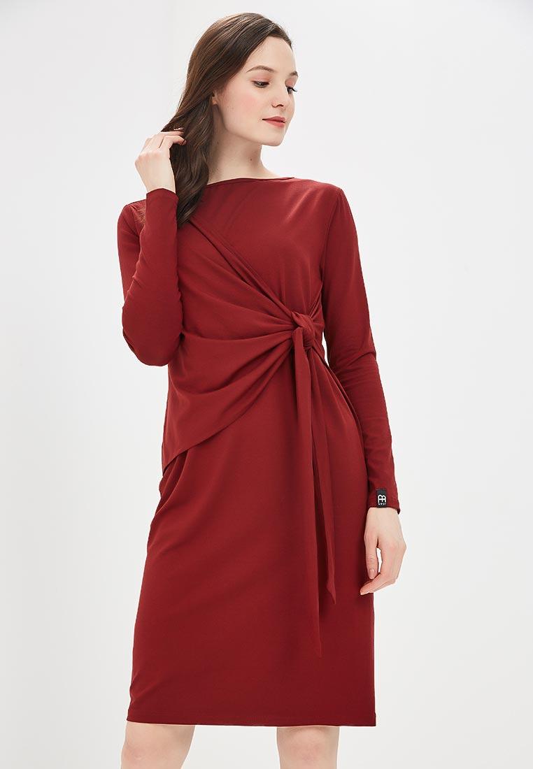 Платье BeWear b013-maroon