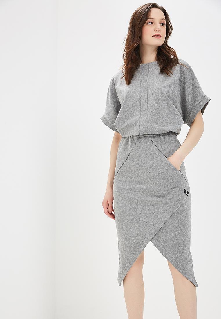 Платье BeWear B029-grey