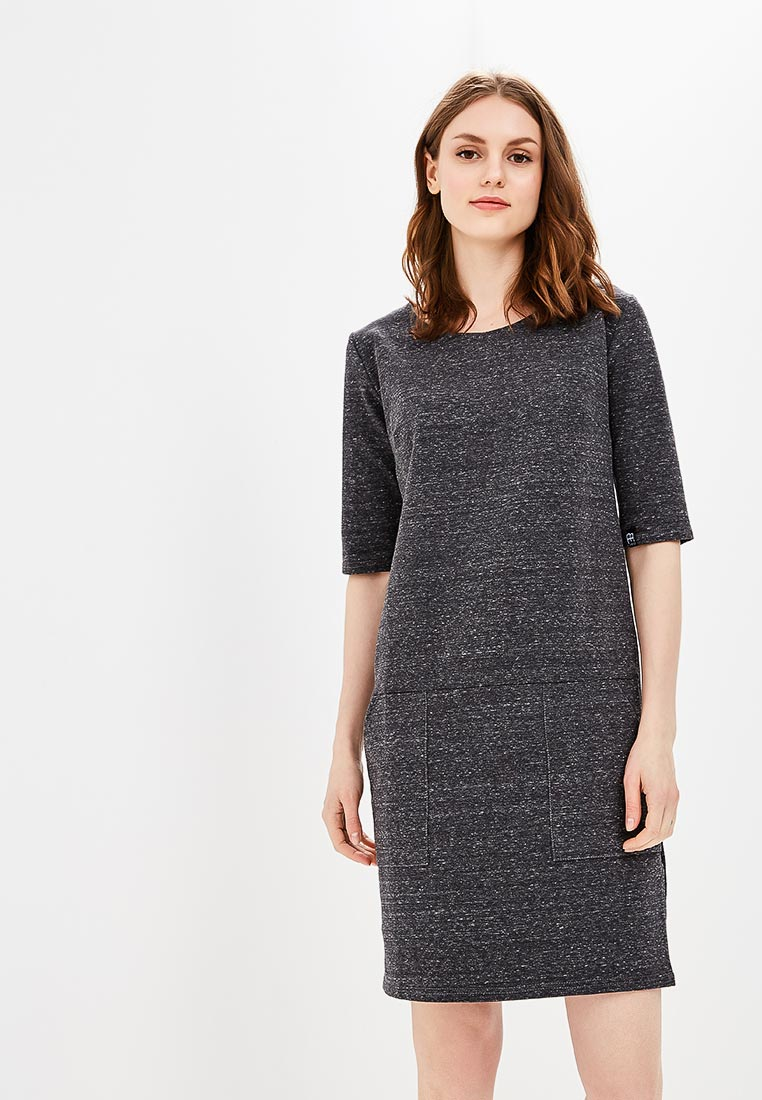 Платье BeWear B033-graphite