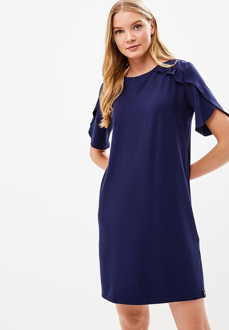 Платье BeWear B035-navy blue