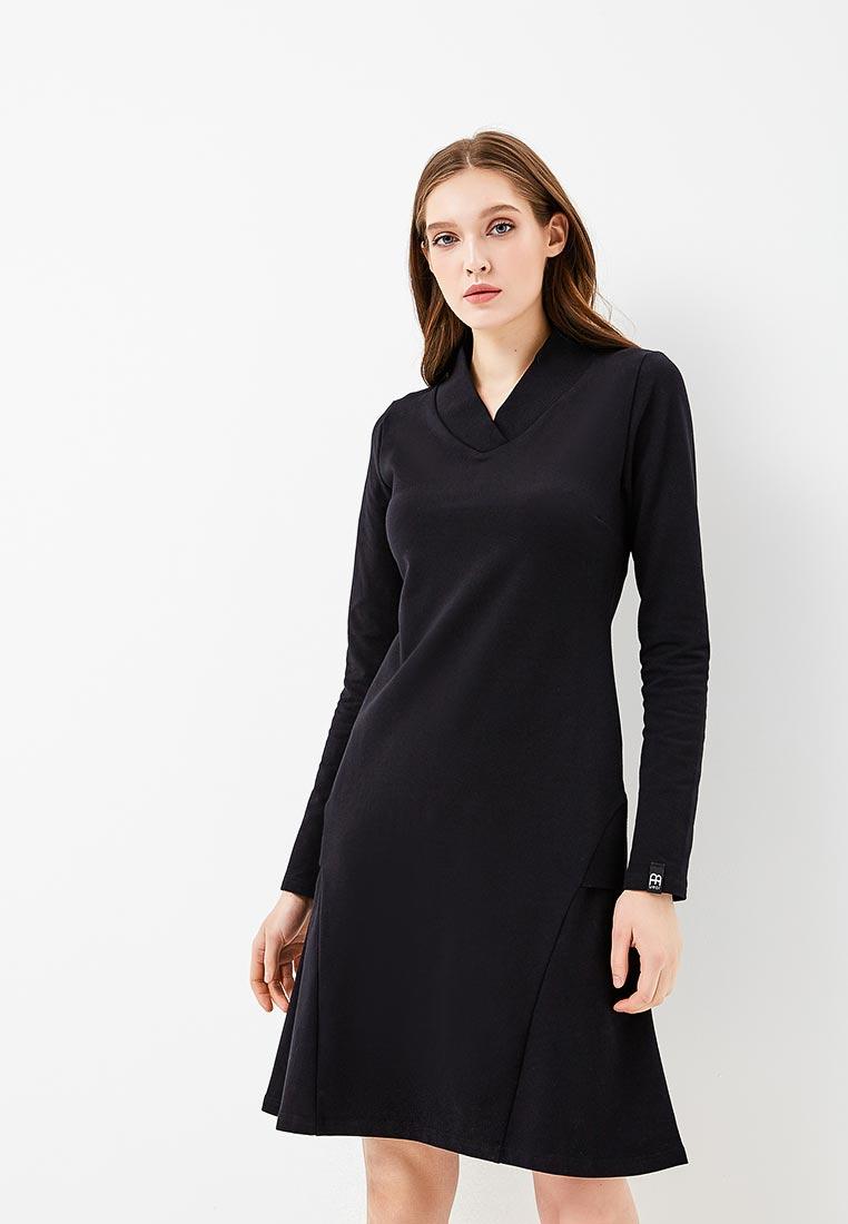 Платье BeWear B044-black
