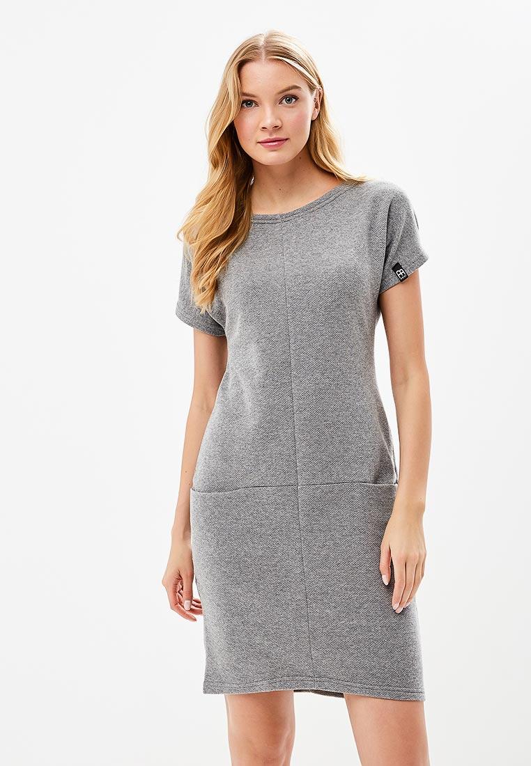Платье BeWear B050-grey