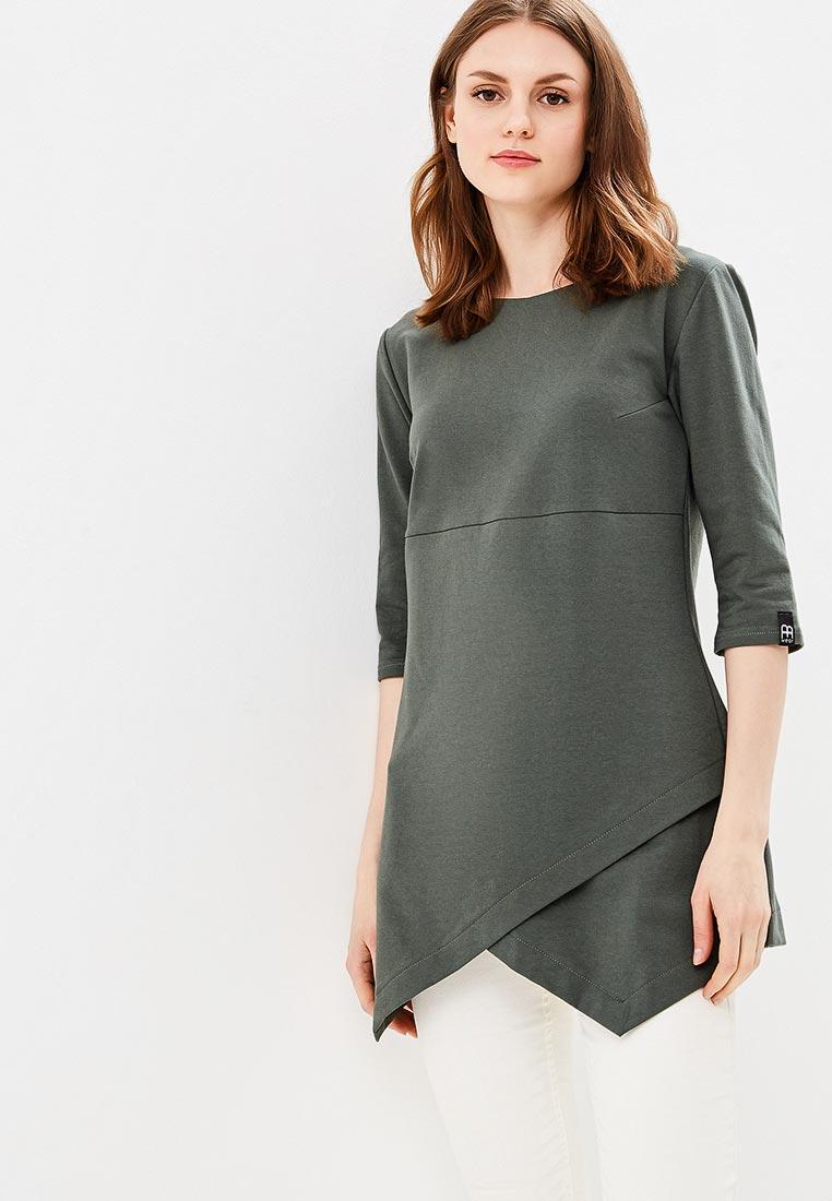 Туника BeWear b061-militarygreen