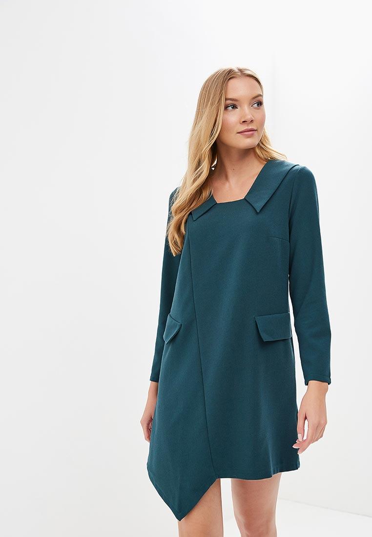Платье BeWear BW038-GREEN