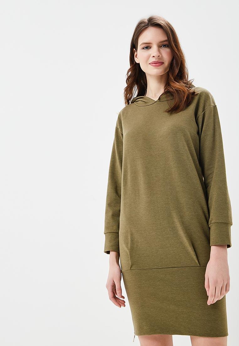 Платье BeWear BW039-KHAKI