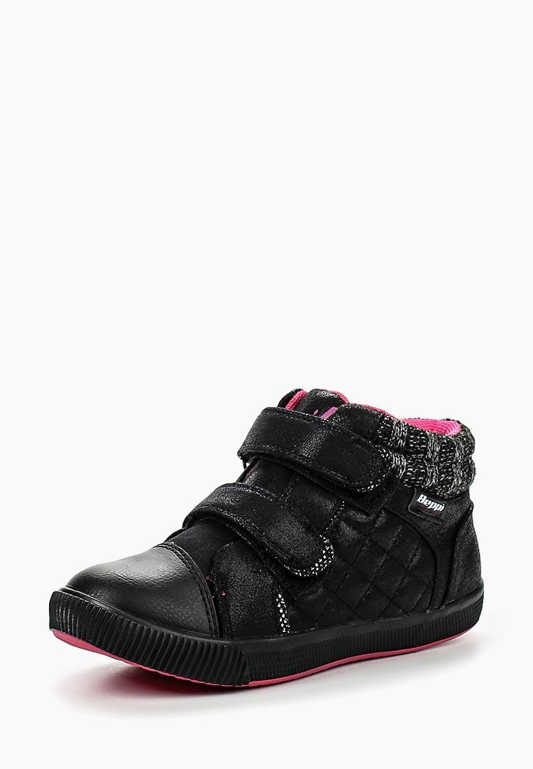 Ботинки для девочек Beppi (Беппи) 2145631: изображение 1