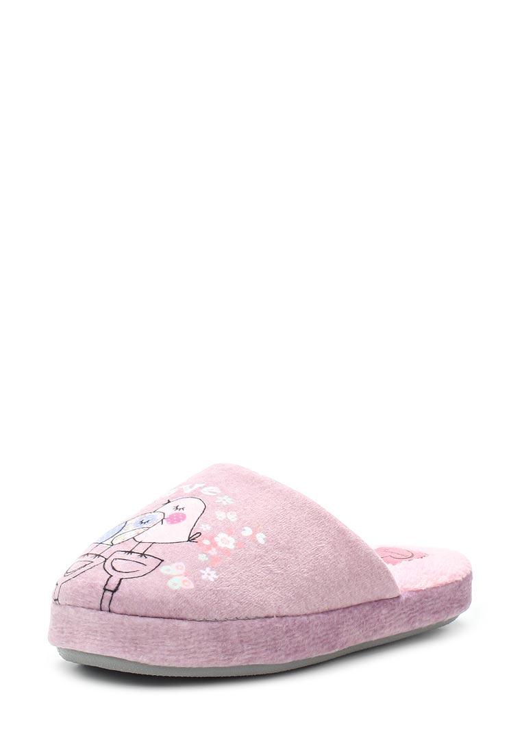 Домашняя обувь для девочек Beppi (Беппи) 2157992
