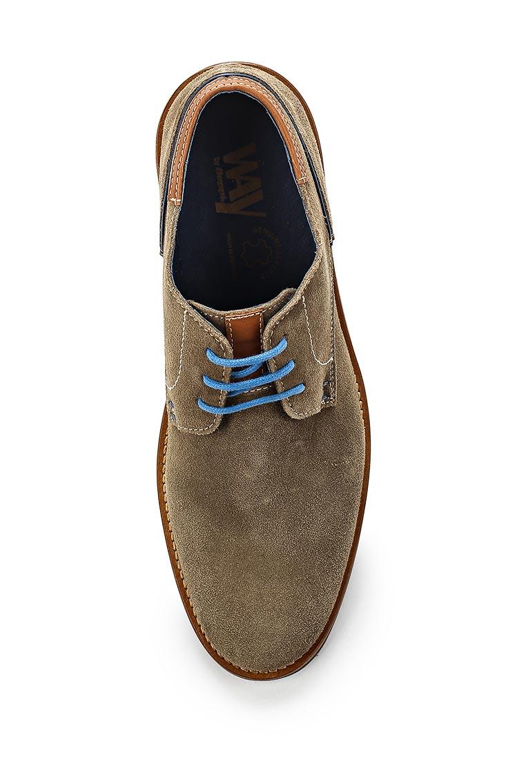 Мужские туфли Beppi (Беппи) 2142681: изображение 4