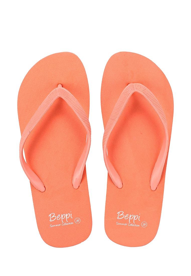 Женские сланцы Beppi (Беппи) 2154504