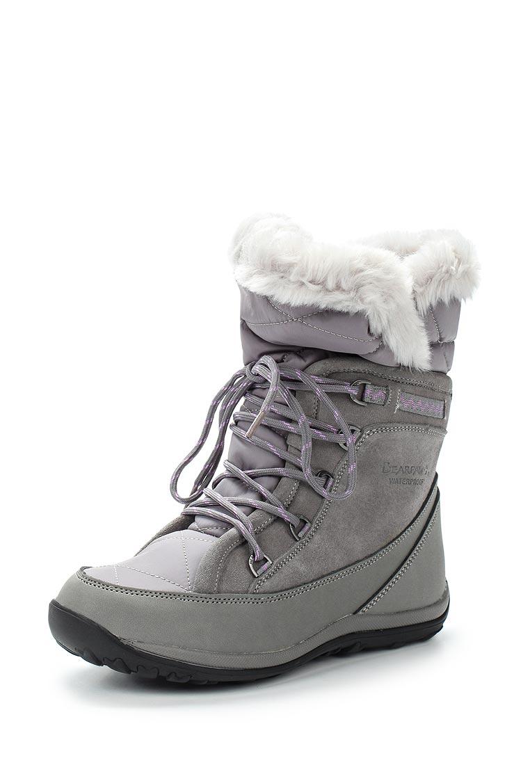 Женские ботинки Bearpaw 2050W: изображение 1