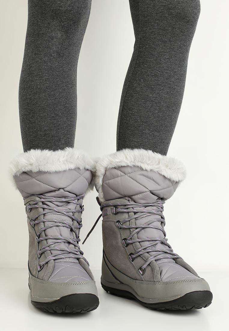 Женские ботинки Bearpaw 2050W: изображение 5