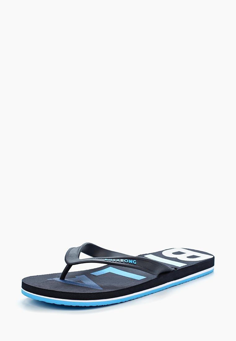 Мужская резиновая обувь Billabong (Биллабонг) H5FF10