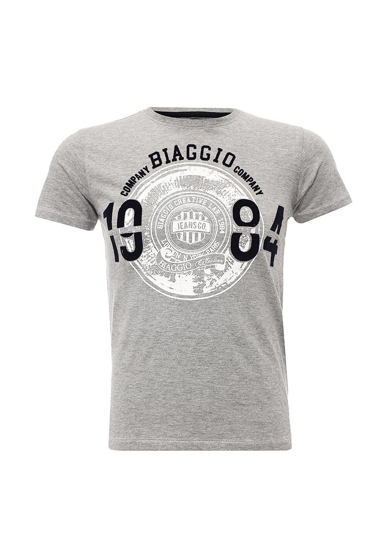 Футболка с надписями Biaggio SU34BGG00003: изображение 6