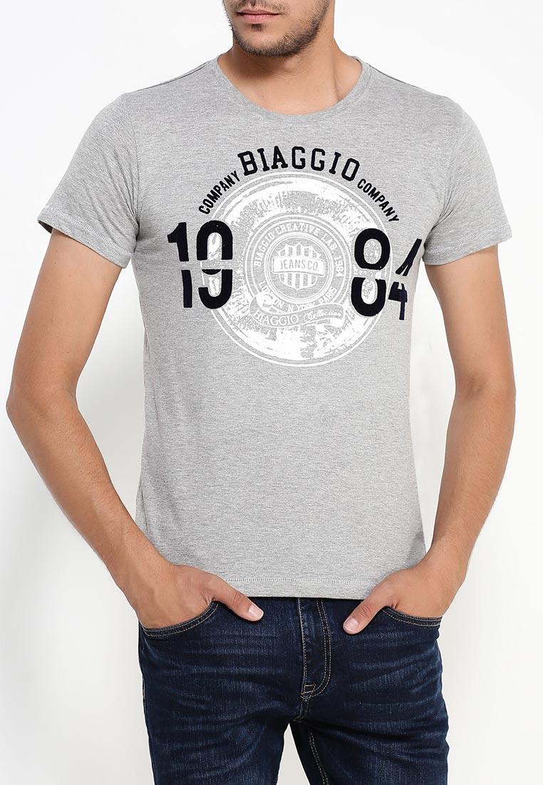Футболка с надписями Biaggio SU34BGG00003: изображение 8