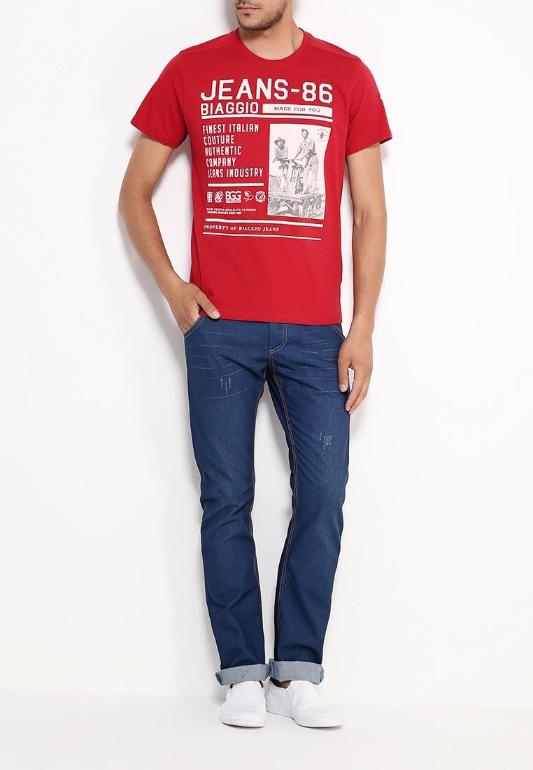 Мужские прямые джинсы Biaggio SU53BGG00003: изображение 6