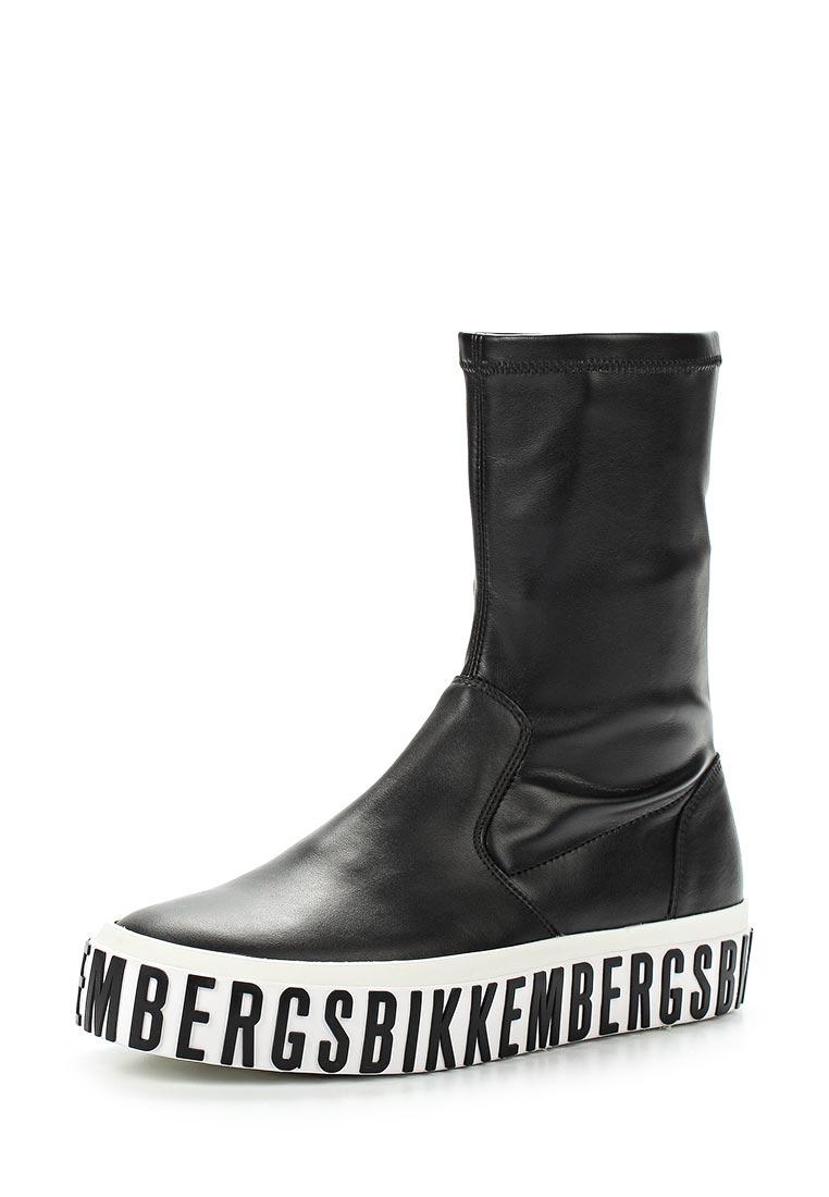 Полусапоги Bikkembergs BKW101907