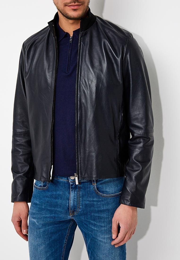 Кожаная куртка Bikkembergs C H 032 00 D 1142