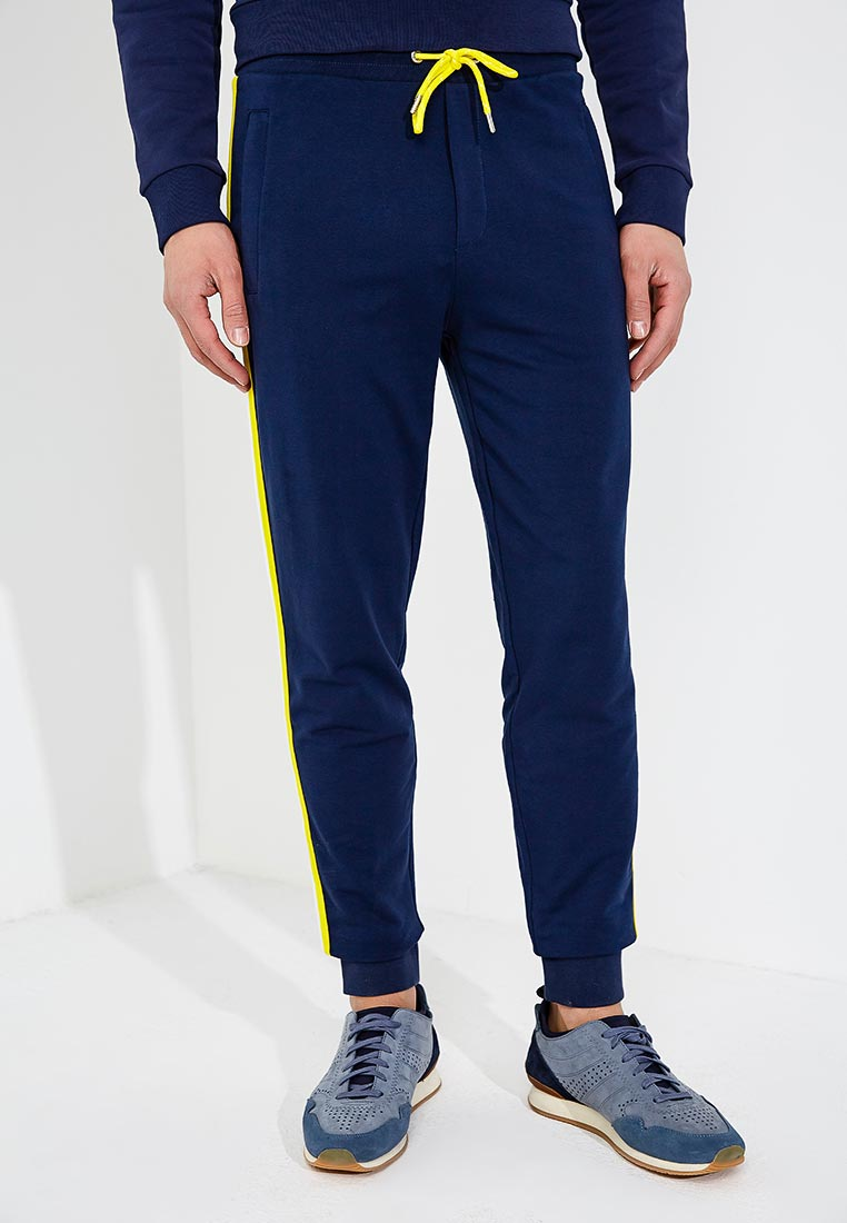Мужские спортивные брюки Bikkembergs C 1 006 01 E 1875