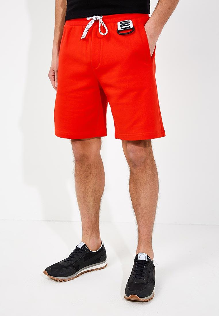 Мужские спортивные шорты Bikkembergs C 1 019 80 M 3581
