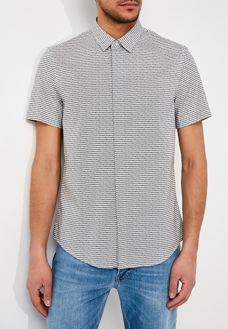 Рубашка с коротким рукавом Bikkembergs C C 015 00 S 2966