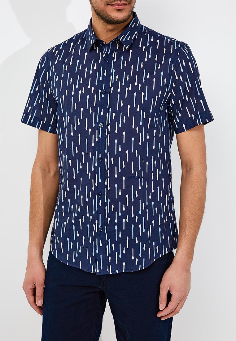 Рубашка с коротким рукавом Bikkembergs (Биккембергс) C C 026 01 T 9450