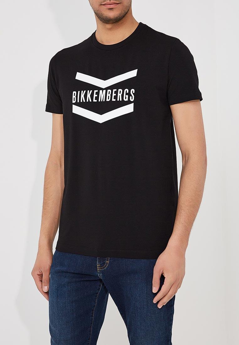 Футболка Bikkembergs C 7 001 23 E 1823