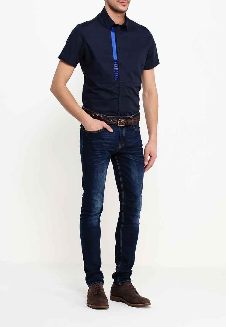 Рубашка с коротким рукавом Bikkembergs C C 21K FD S 0627: изображение 2