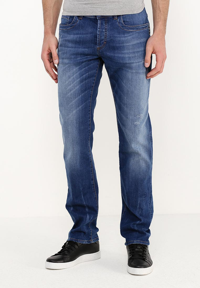 Мужские прямые джинсы Bikkembergs cq61b: изображение 11