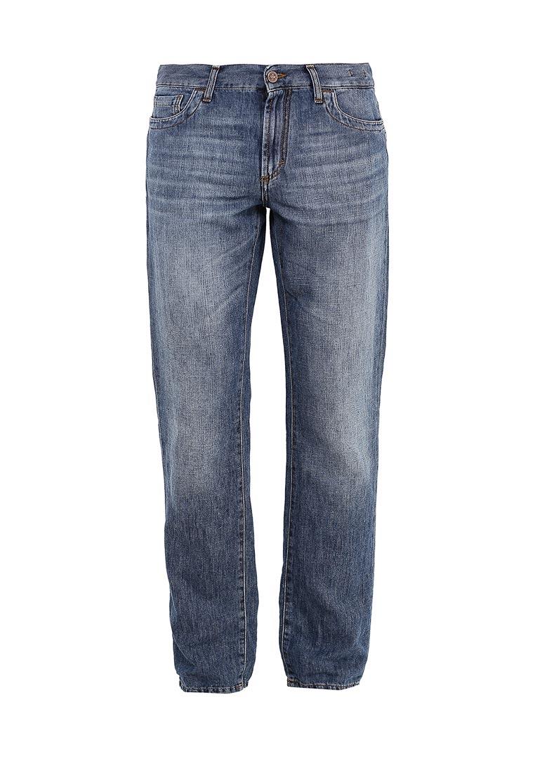 Зауженные джинсы Bikkembergs cq62b