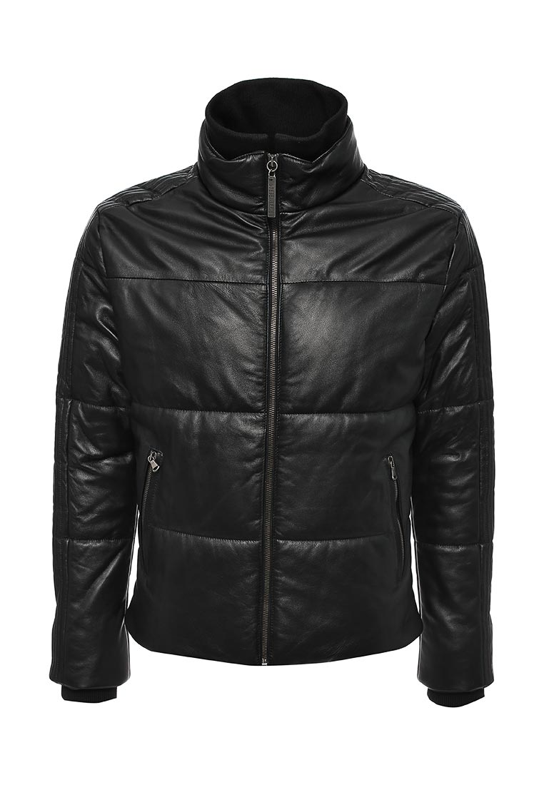 Кожаная куртка Bikkembergs C H 016 00 D 1095