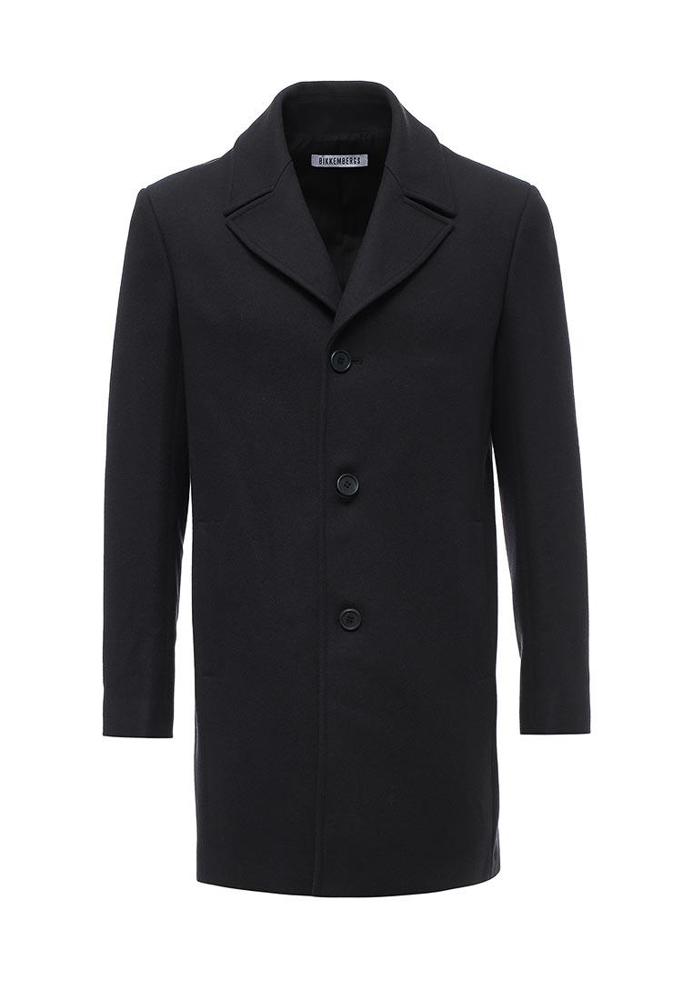 Мужские пальто Bikkembergs C K 004 00 T 7861