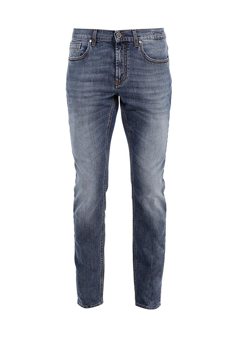 Зауженные джинсы Bikkembergs C Q 002 80 S 2925