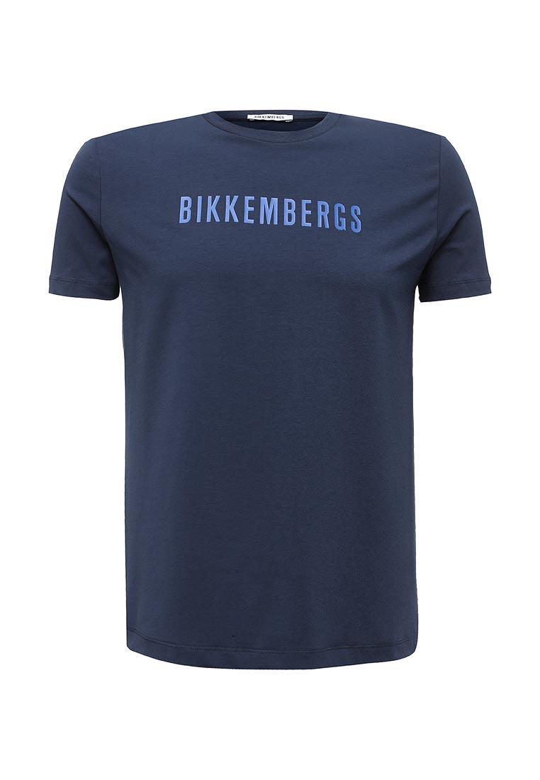 Футболка Bikkembergs C 7 001 01 E 1823