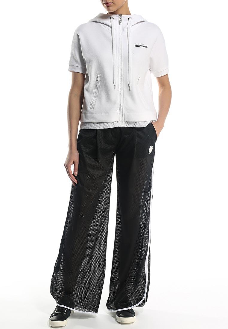 Женские широкие и расклешенные брюки Bikkembergs D 1 62B E1 B 6039: изображение 3
