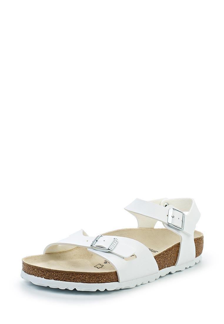 Женские сандалии Birkenstock Rio BF Weiß