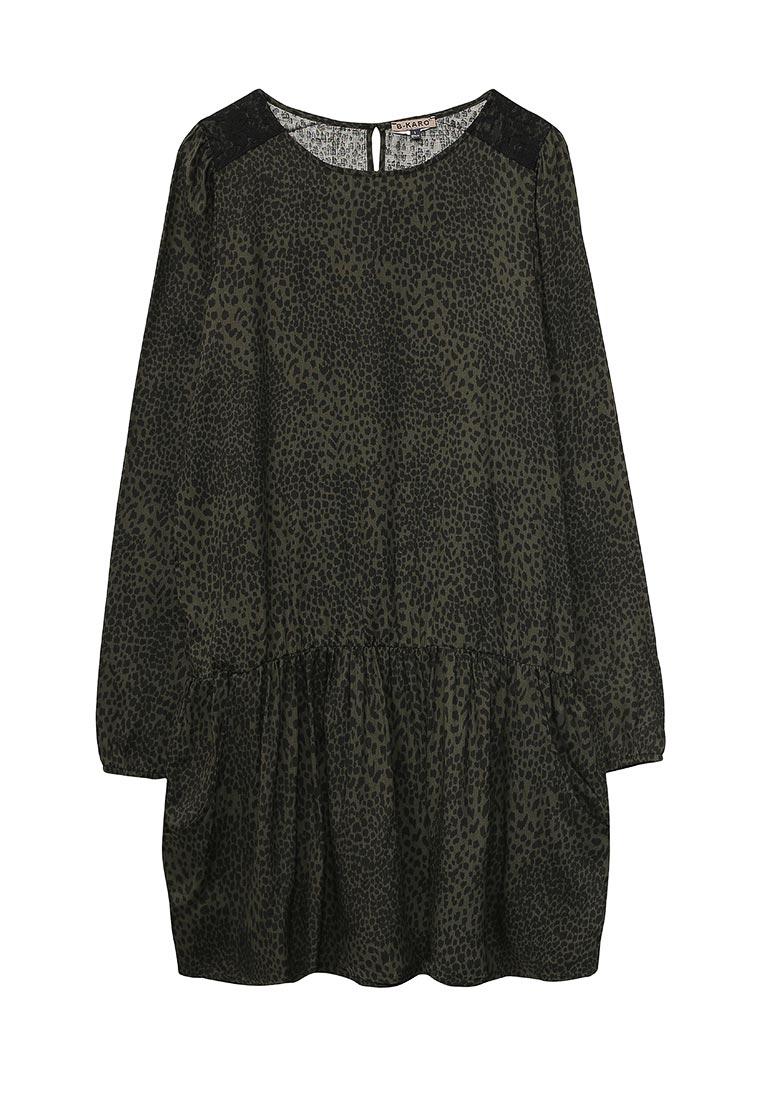 Повседневное платье B-Karo 3I30006: изображение 4