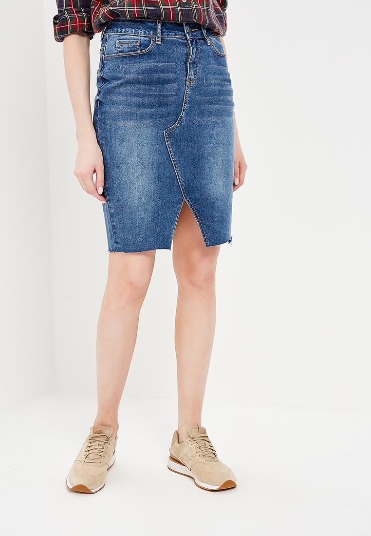 Джинсовая юбка BlendShe 20202023
