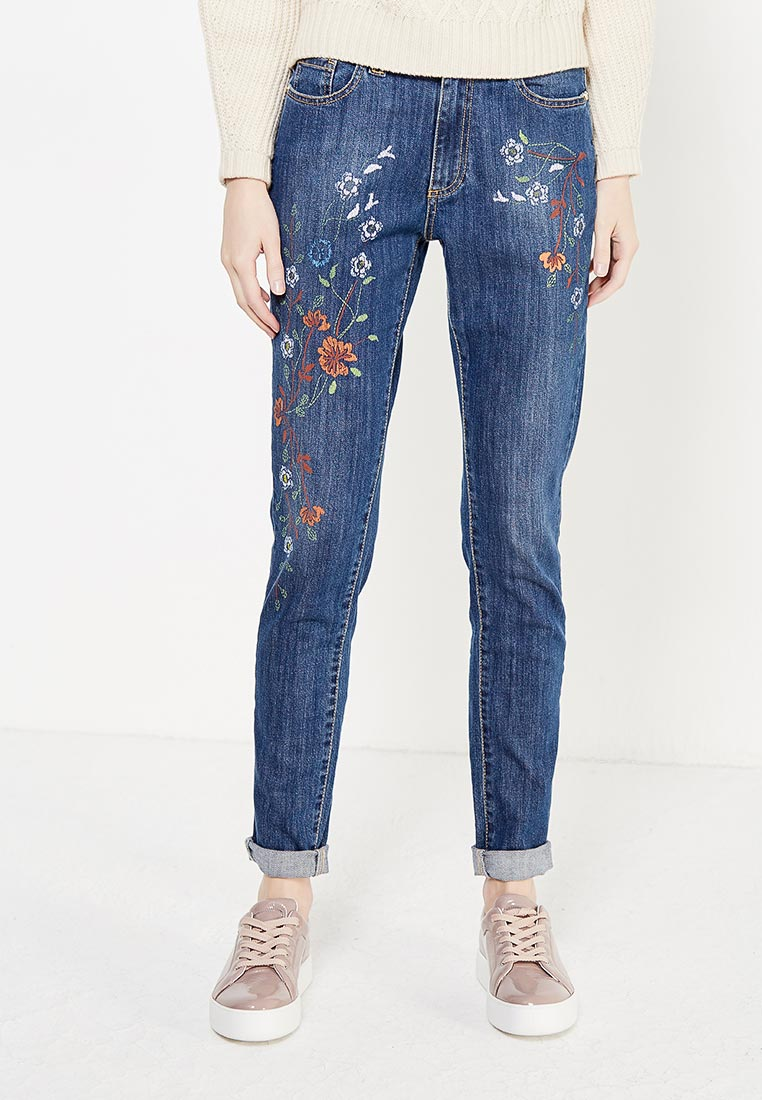 Зауженные джинсы Blugirl Folies 4217