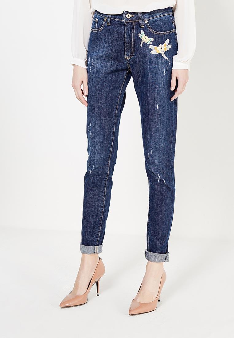 Зауженные джинсы Blugirl Folies 4219